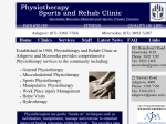 View More Information on Physiotherapy Sports & Rehab Clinic, Moorooka