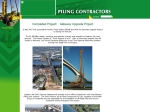 View More Information on Piling Contractors