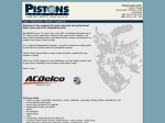 View More Information on Pistons Auto Parts
