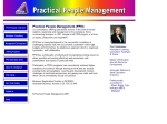 View More Information on Practical People Management