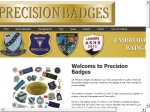 View More Information on Precision Badges, Edwardstown