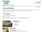 View More Information on Precision Fencing & Walls, Golden grove