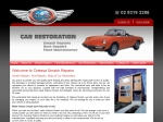 View More Information on Gemini Accident Repair Centres, Rosebery