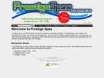 View More Information on Prestige Spas & Bathroom Products Pty Ltd