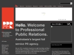 View More Information on Professional Public Relations.