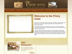 View More Information on Priory Hotel