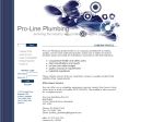 View More Information on Pro- Line Plumbing Pty Ltd