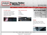 View More Information on Process Rubber & Plastics Pty Ltd, Dudley park