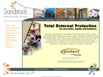 View More Information on Protect Window Shutters