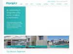 View More Information on Promptair Pty Ltd