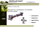 View More Information on Propeller Shaft Services Pty Ltd.