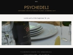 View More Information on Psychedeli, Canberra