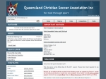 View More Information on Qld Christian Soccer Association Inc