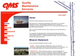 View More Information on Quality Maintenance Services