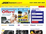 View More Information on JAX Tyres, Bowen Hills