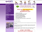 View More Information on Quick Fit Yoga