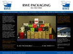 View More Information on R.W.E. Packaging Pty Ltd
