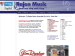 View More Information on Rajen Music
