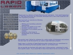 View More Information on Rapid Machining & Fabrication