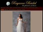 View More Information on Rayanne Bridal