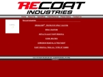 View More Information on Recoat Spraypainting
