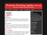 View More Information on Reg Edwards Wholesale Plumbing Supplies