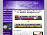 View More Information on Relax Me
