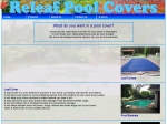 View More Information on Releaf Pool Covers