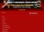 View More Information on Rodney's Mechanical Repair Centre, Ringwood