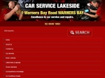 View More Information on Car Service Lakeside, Warners Bay