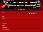View More Information on Mills-Thom's Mechanical Repairs, Coffs Harbour
