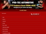 View More Information on Protec Automotive, Evans Head