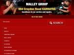 View More Information on Malley Group, Karratha