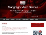 View More Information on Macgegor Auto Service, Macgregor