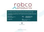 View More Information on Robco Products