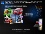 View More Information on Rodney Robertson & Associates, Edwardstown
