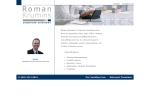 View More Information on Roman Krumins Corporate Solutions