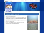 View More Information on Rov Underwater Inspection Systems