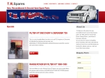 View More Information on Rover Spares