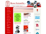View More Information on Rowe Scientific Pty Ltd