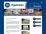 View More Information on Royal Hotel Daylesford