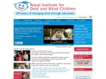 View More Information on Royal Institute For Deaf & Blind Children, North rocks