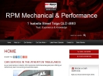 View More Information on RPM Mechanical & Performance, Tolga