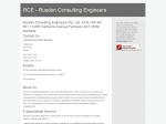 View More Information on Rusden Consulting Engineers Pty Ltd