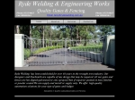 View More Information on Ryde Welding & Engineering