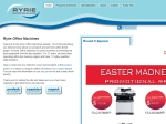 View More Information on Ryrie Office Machines