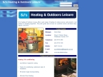 View More Information on S J's Heating & Outdoors Leisure