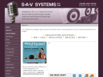 View More Information on S.A.V. Systems Pty Ltd