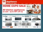 View More Information on SA Appliance Warehouse