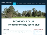 View More Information on Scone Golf Club